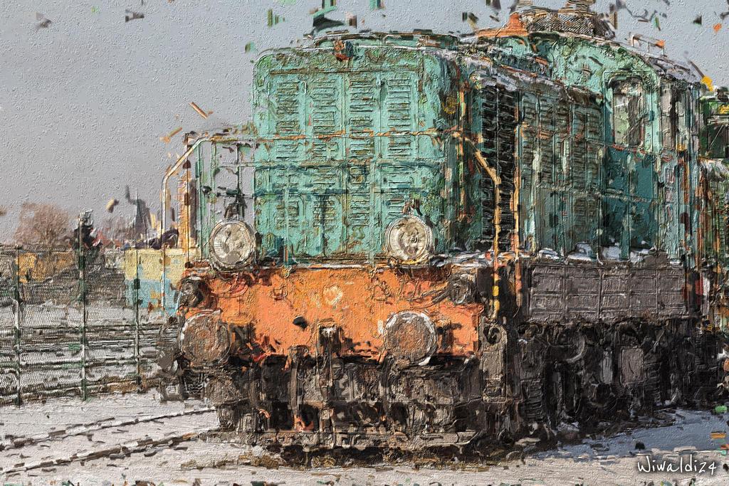 The Lokomotive by wiwaldi24