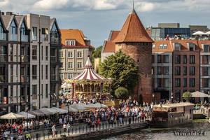 Sunday in Gdansk by wiwaldi24