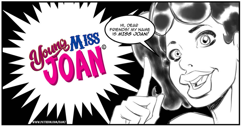Young Miss Joan adventures by sam7
