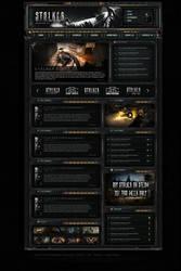 S.T.A.L.K.E.R. Community template