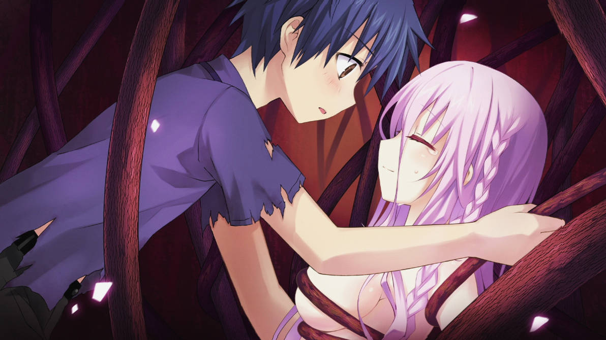 Date A Live - Rinne Utopia] Rinne CG Rip #34 by Kaito-Kid98