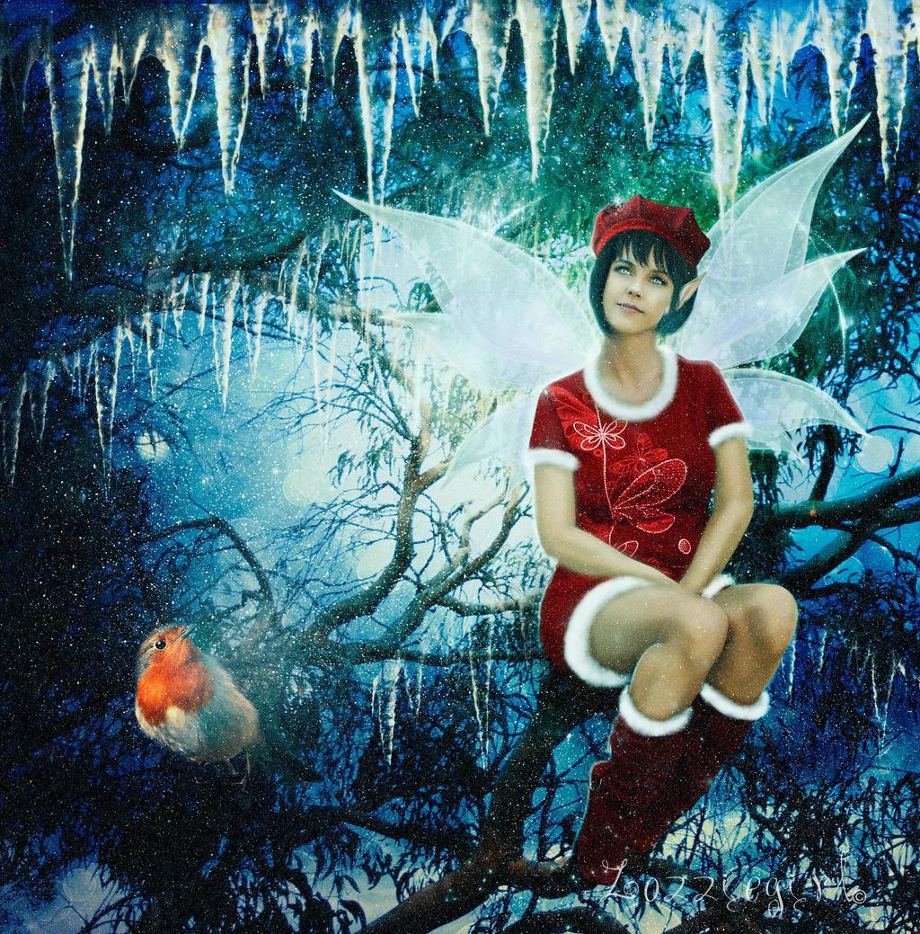 Pixies winter by Zozziegirl