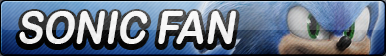Sonic (Movie) Fan Button