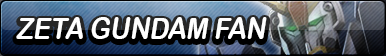 Zeta Gundam Fan Button