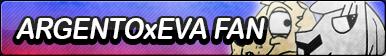 Argento X Eva Fan Button