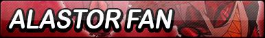 Alastor Fan Button