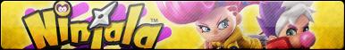 Ninjala Fan Button