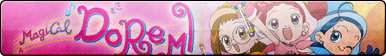 Magical DoRemi Fan Button