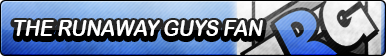The Runaway Guys Fan Button