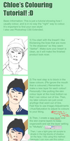 a colouring tutorial of sorts