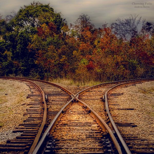 Choosing Paths by Andrea-Reyes