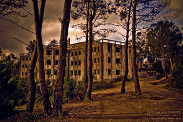 Sanatorium HDR Workshop 9 by Andrea-Reyes