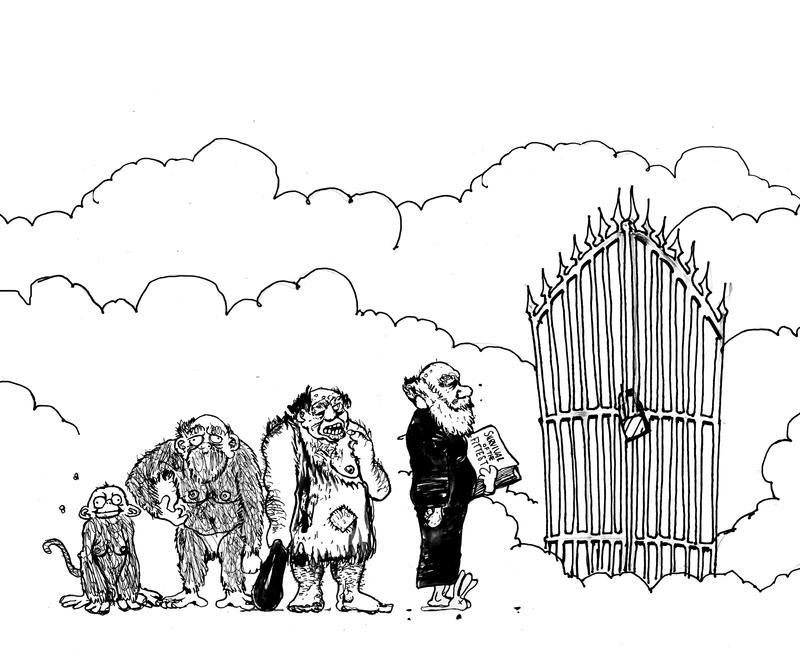 Darwin Access Denied by MisterIngo
