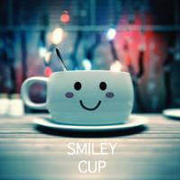Smiley cup by IkyuValiantValentine