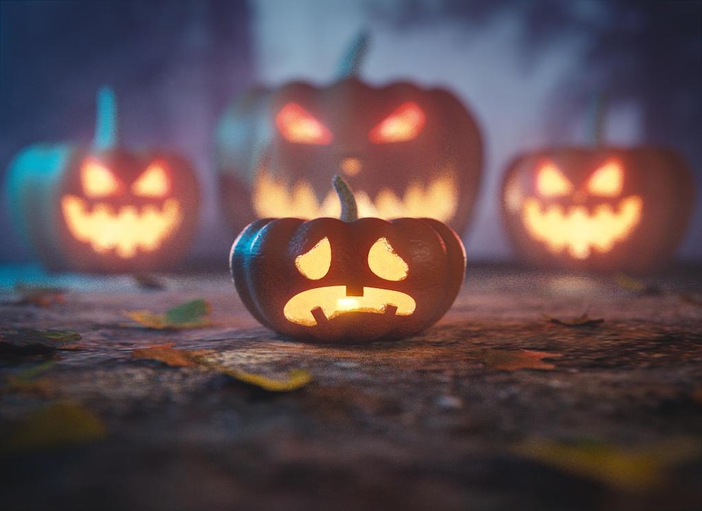 Halloween Pumpkin by IkyuValiantValentine