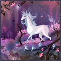 Last Unicorn by StellaB