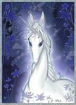 Last Unicorn Closeup