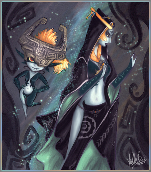 Midna - Hyrule Warriors Message Board for Wii U - GameFAQs