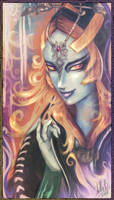 Colorful Midna