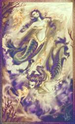 Mermaids by StellaB