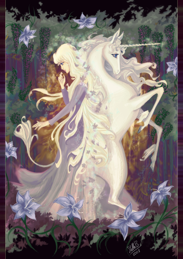 Lady Amalthea by StellaB