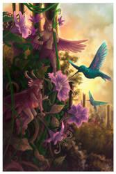 Magical Meeting by StellaB