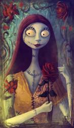 Sally Portrait by StellaB