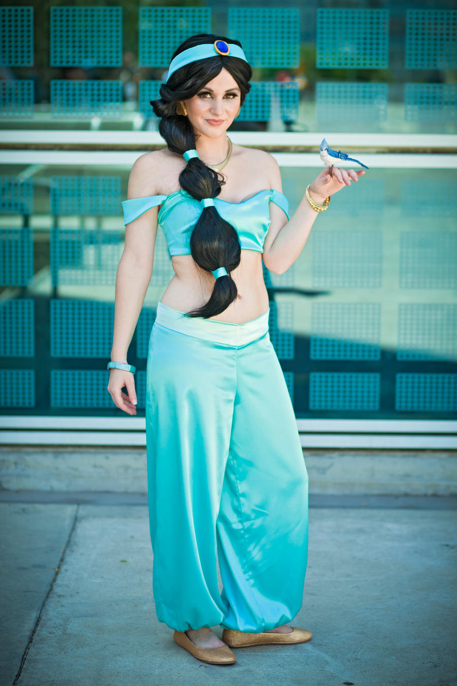 Princess Jasmine Cosplay by allieolson Princess Jasmine Cosplay by allieolson  sc 1 st  DeviantArt & Princess Jasmine Cosplay by allieolson on DeviantArt