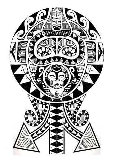 1st tattoo design - shoulder tattoo