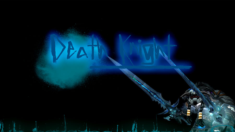 Wow Death Knight Wallpaper By Mause124 On Deviantart