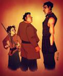 Arya meets Gendry