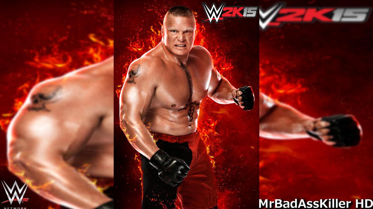 Brock Lesnar WWE 2k15 Wallpaper By Fabian Winchester