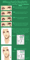 SAI Semi-Realistic Skin Coloring Tutorial Part 3