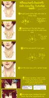 SAI Semi-Realistic Skin Coloring Tutorial Part 5