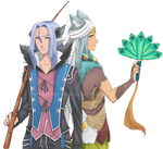 C: Rune Factory 4: Leon and Dylas
