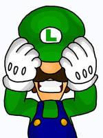 Mario and luigi Dream Team: Luigi by Gregtendo