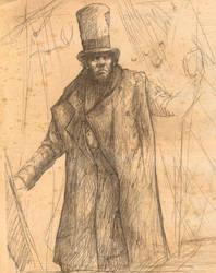 Captain ahab by RQuack