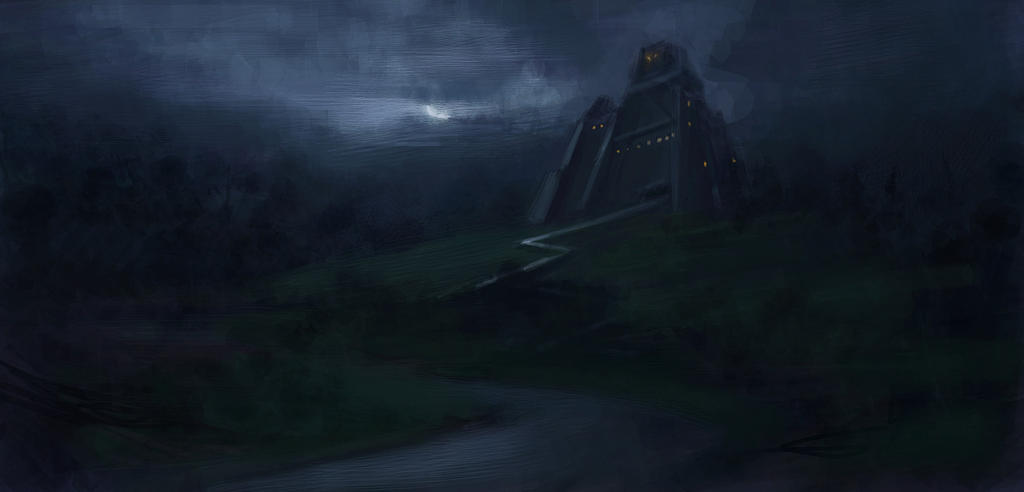 Arkham WIP by RQuack
