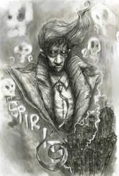 The Spirit by RQuack