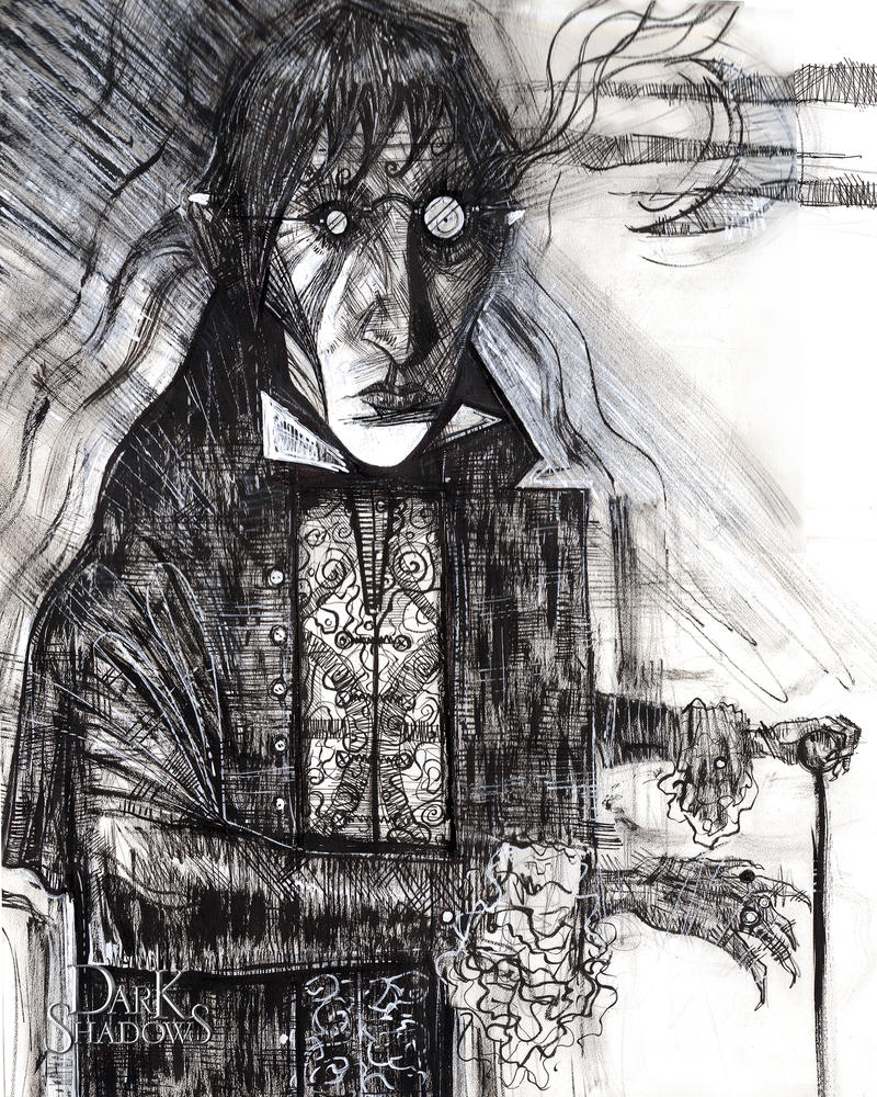 Barnabas Portrait by RQuack