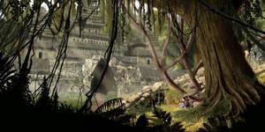 Updated Jungle Matte