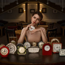 Punctuality by dimabegma