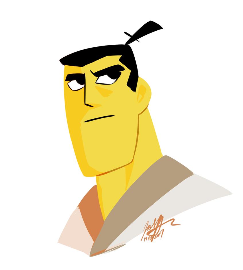 Samurai Jack by KaleiC