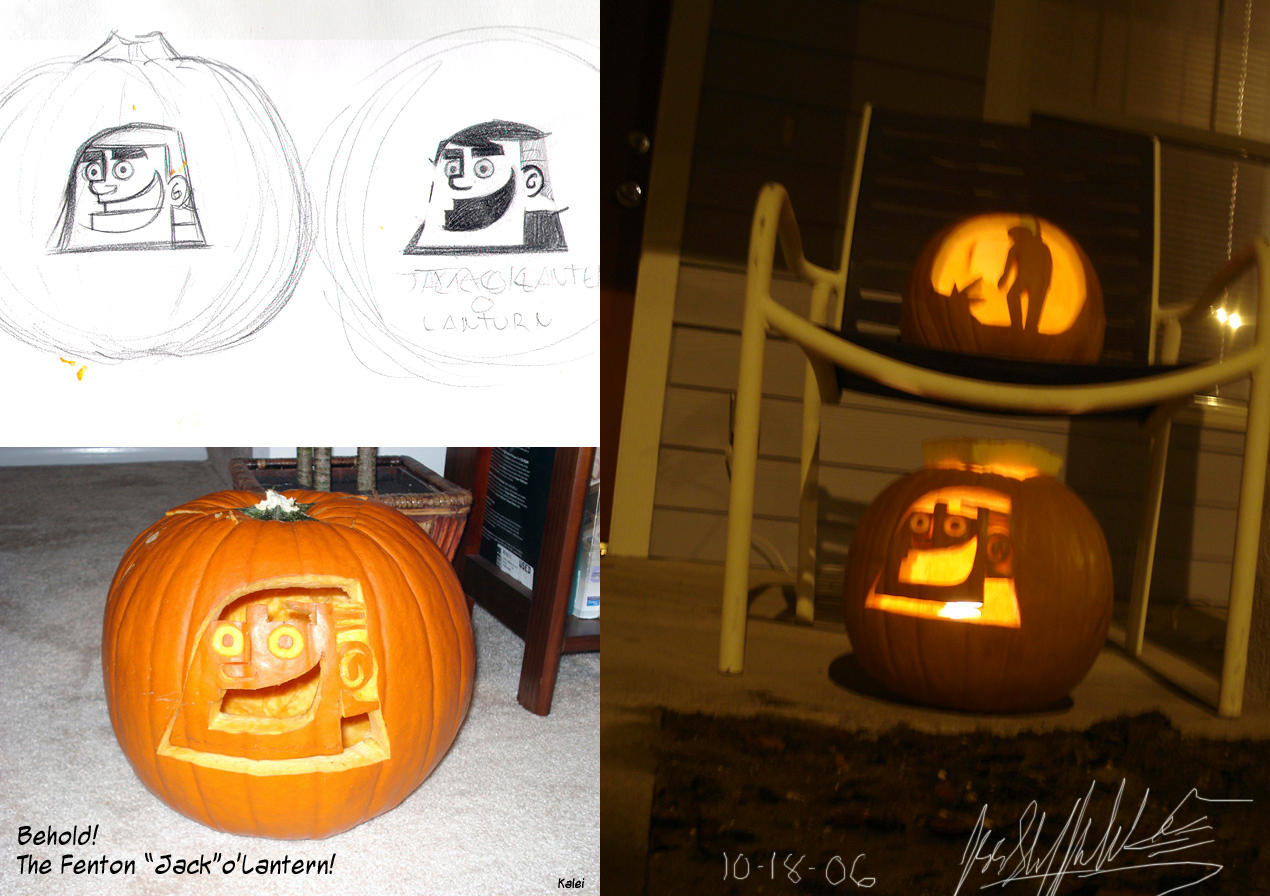 Jack o' Lantern by KaleiC