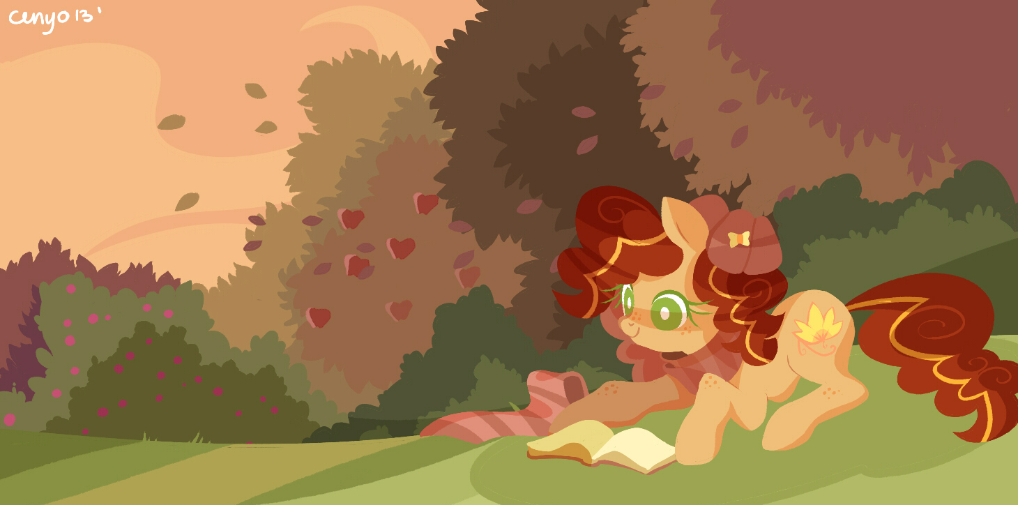 Autumn's moments by cenyo
