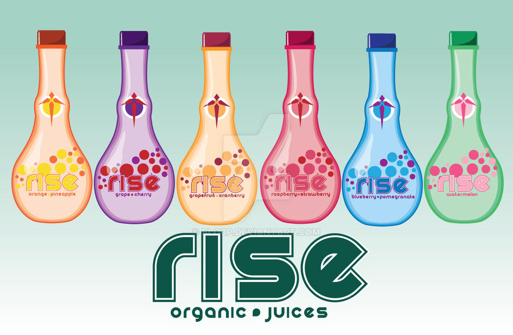 Rise Juice by blo0p