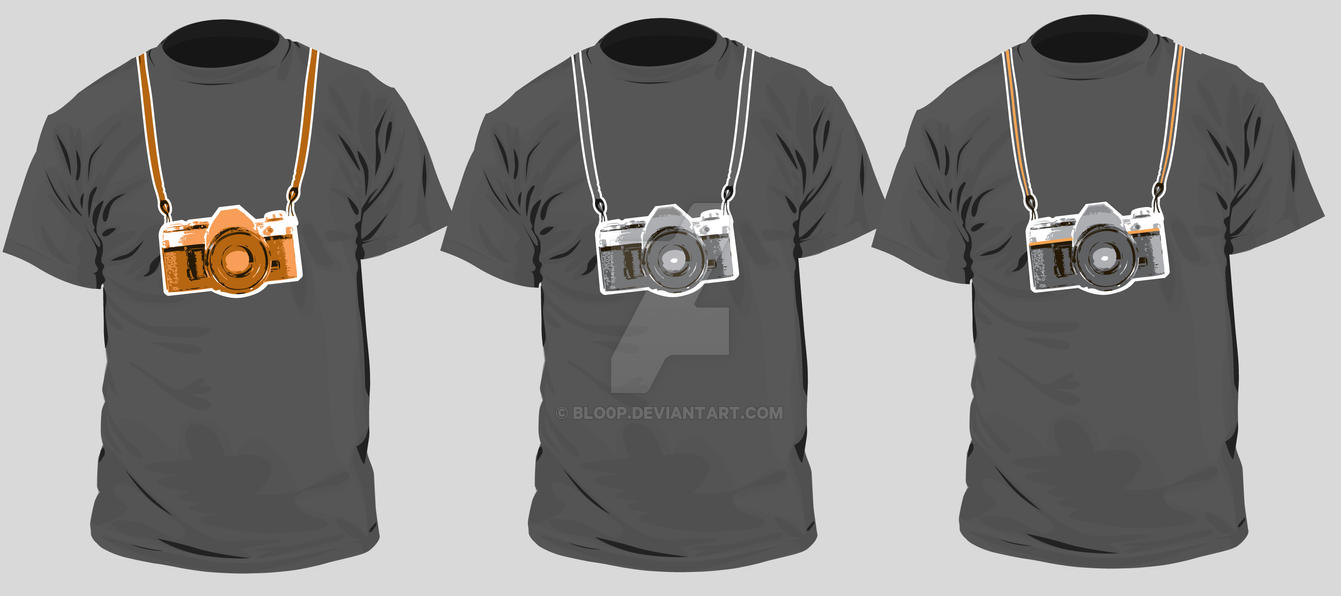 d3de9d8c Scavenger Hunt T-shirt Concept by blo0p on DeviantArt