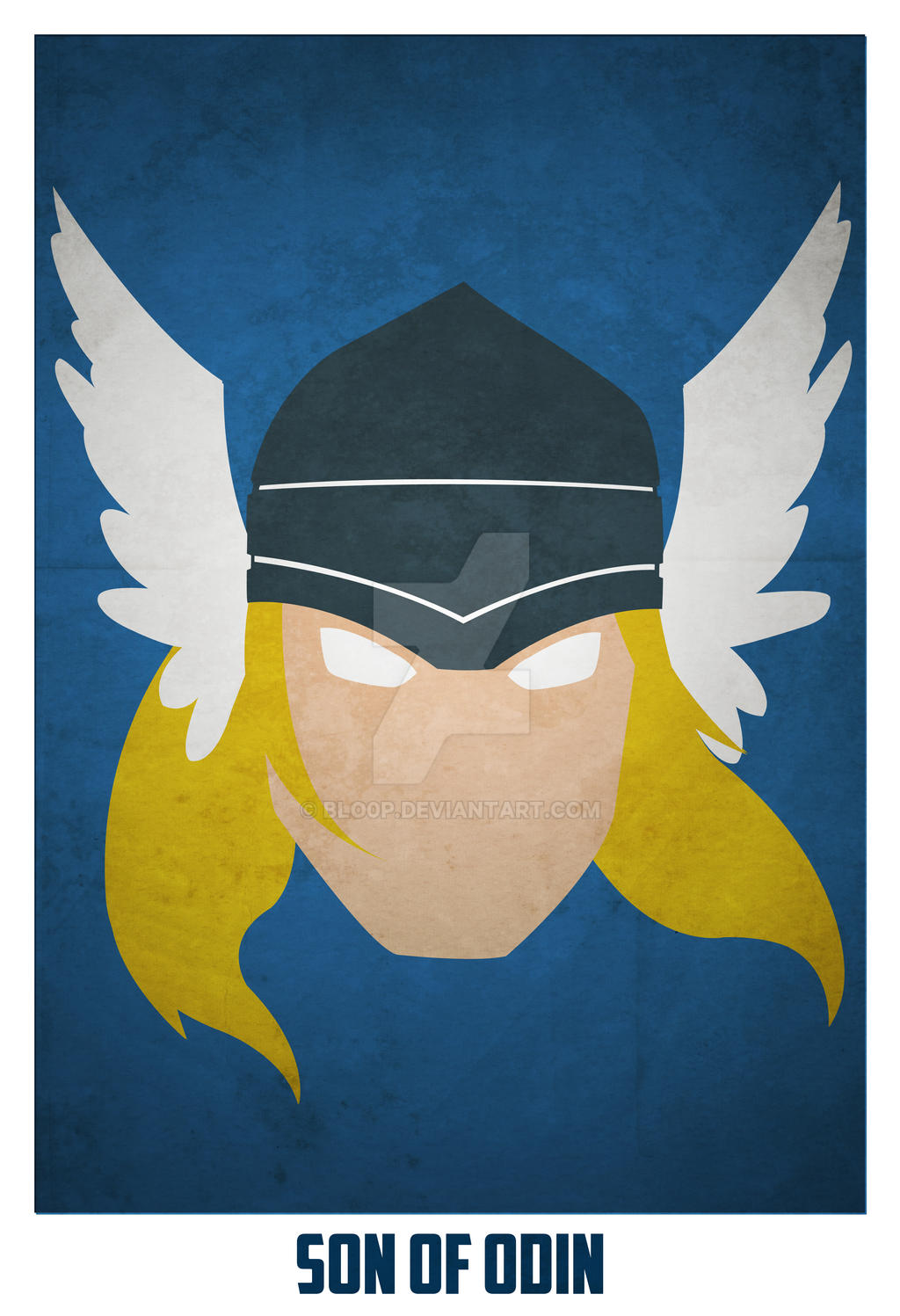 Son of Odin by blo0p