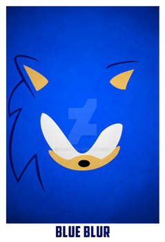 Sonic, The Blue Blur