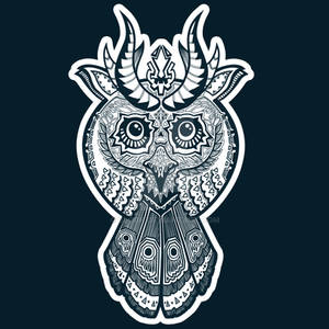 Patterned Owl